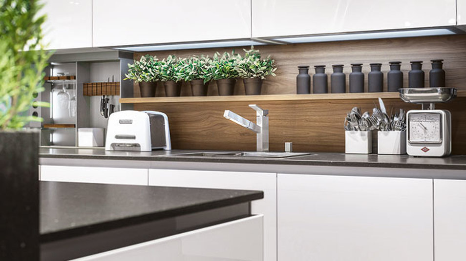 Handleless Kitchens By True Handleless