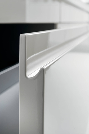 Integrated Kitchen Appliance Cupboard Door Trim