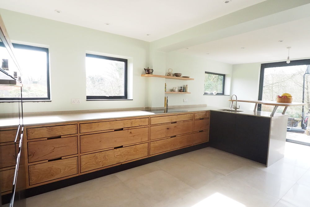 Recent Handleless Projects True Handleless Kitchens Co Uk